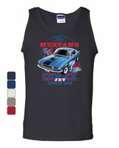Ford Mustang Cobra 1968 Tank Top United We Stang American Classic Sleeveless - $12.50+