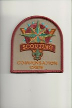 Scouting Compensation Crew patch - $5.94