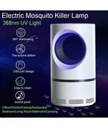 Hoomall® LED Electric Mosquito Killer Lamp USB Electric Fly Mosquito Tra... - $5.88+