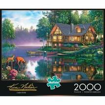 Buffalo Games Cabin Fever 2000pcs - $9.69