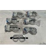 3M Safety Goggles - Protect Eyes from Chemical Splash or Impact (Lot of 7) - $37.99