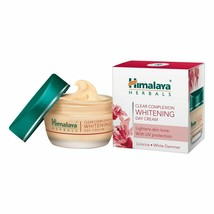 Himalaya Clear Complexion Whitening Day Cream 50 gm Free Shipping - $15.70