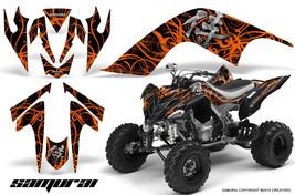 Yamaha Raptor 700 Graphics Kit Decals Stickers Creatorx Samurai Ob - $178.15