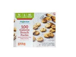 Fit and Active 100 Calorie Snack Pack Chocolate Chips image 1