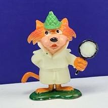 Louis Marx Tinykins Hanna Barbera toy figure 1960s vintage Snooper Detec... - $29.50