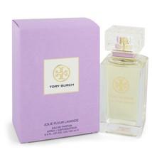 Tory Burch Jolie Fleur Lavande Eau De Parfum Spray 3.4 Oz For Women  - $80.06