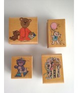 Rubber Stamps Your Choice Bears  - $3.29+