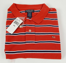 Ralph Lauren Men's Polo Shirt Ruby Red New With Tag Size XXL - $28.71