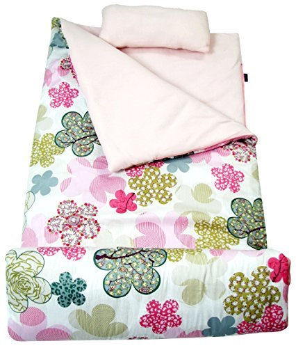 SoHo Kids Sleeping Bag 50 Degree, Floral Blossoms image 1