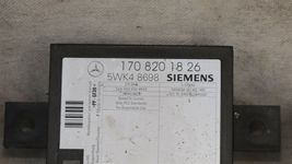 2003 Mercedes SLK230 Ignition Switch Skreem Door Trunk Glovebox Lock Key ECU ECM image 6