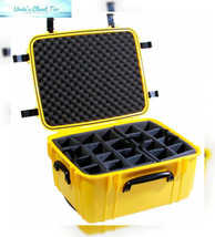 Seahorse SE-1220D Protective Wheeled Case with Adjustable Divider Tray, ... - $441.70
