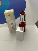 Clinique Pop Matte Lip Colour + Primer ( 11 Peppermint pop) .13oz New In... - $12.20