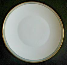 "Rosenthal Gala Blue Form 2000 9 3/4"" Dinner Plate Mid Century Loewy - $23.75"
