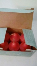 Partylite Candied Apple Votives - $5.89