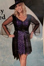 My Size Disguise Brilliantly Bewitched Witch XL Costume - £13.95 GBP
