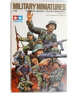1/35 German Assault Troops (Infantry) Kit No MM 180 Series No. 129 - $10.75