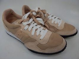 Saucony Bullet Original S1943-165 Women's Running Shoes Size 7 M (B) EU 38 Tan