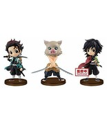Kimetsu Devil's Blade Demon Slayer petit vol.2 Figure All 3 types set - $142.97