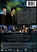 The 100  season dvd 1 back thumb200
