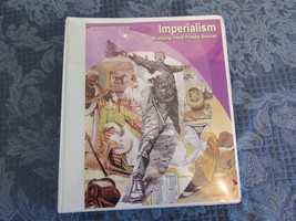 Social Studies Home School Analyzing Visual Primary Sources Imperialism  - $29.76