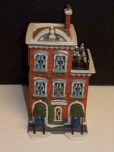 Dept 56 Christmas in the City Ivy Terrace Apartments Building ~MINT in Box - $39.11