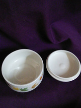 Franciscan Indian Summer Sugar Bowl with lid - $24.00