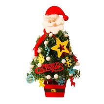 Santa Claus Led Christmas Tree Home Decoration Multi Color Xmas Light Or... - €23,53 EUR