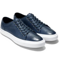 Cole Haan Men Sneakers Pinch Weekender LX Lace Size US 11.5M Navy Handstained - $81.00
