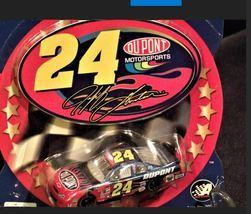 Jeff Gordon #24 Die-Cast Collector Driver Sticker Series RCC AAA19-NC8016 image 3
