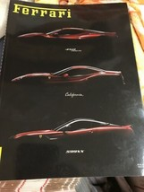 THE OFFICIAL FERRARI Yearbook 2009 English Magazine 7 - $69.29