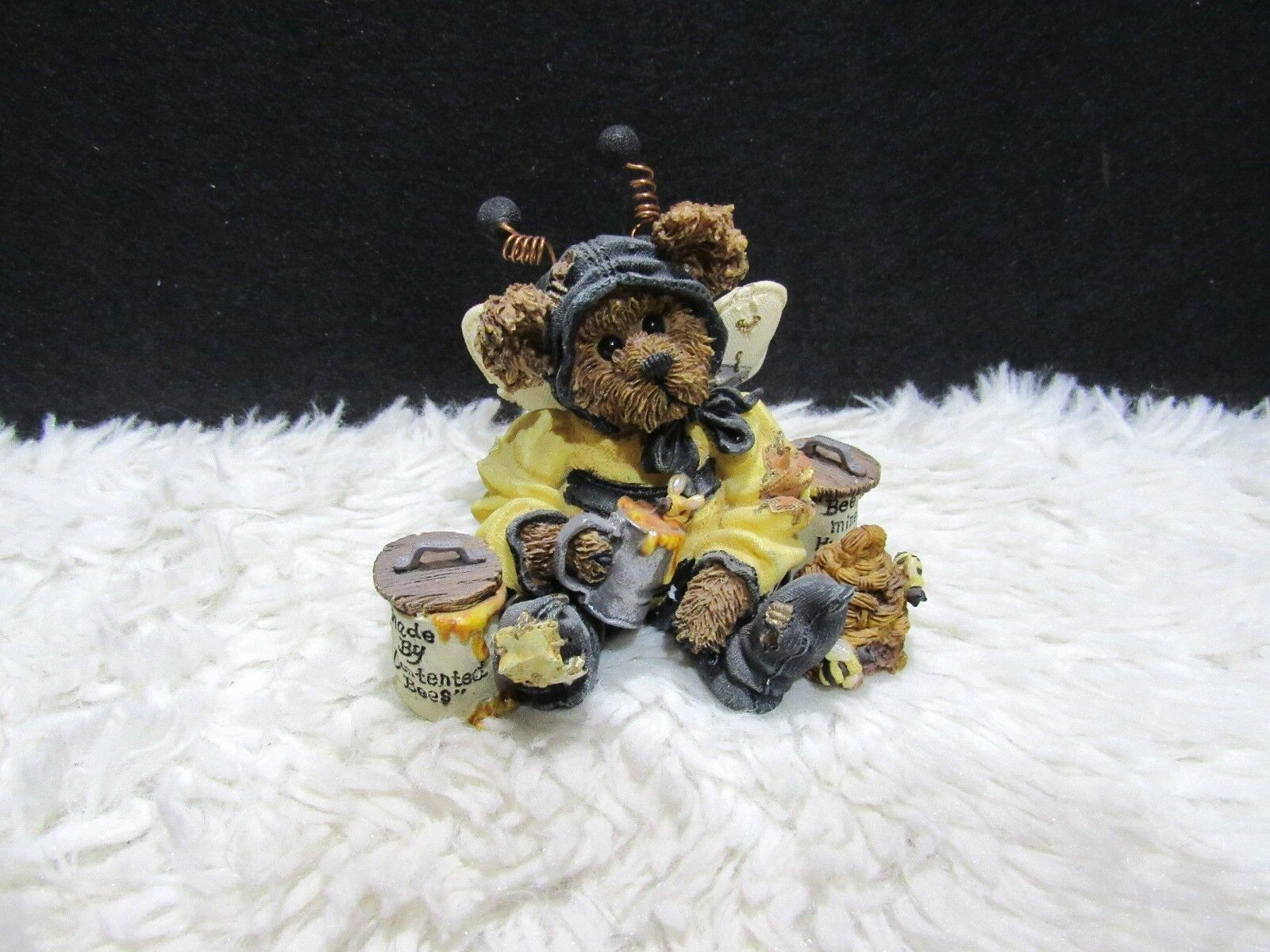 1999 Boyd's Resin Bumble B. Bee...Sweeter Style #227718 Collectible Figurine