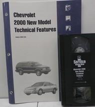 2000 Chevrolet New Model Technical Features, Car Truck, VHS Training Program ^ - $4.79