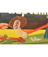 1975 Trap Tennis Game IDEAL Complete - $43.20