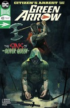 Green Arrow #43 NM DC - $3.95