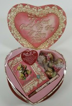 New Cherished Teddies Gift Set I Just Called To Say I Love You Doris 797154 - $19.79