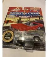 1969 Oldsmobile Cutlass 442 Muscle Cars USA R2 - GREEN Johnny Lightning ... - $11.35