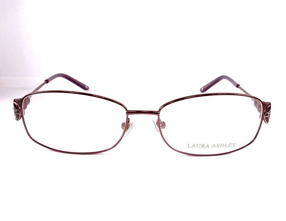 9fac9a39671 Laura Ashley Eyeglasses Geneva Plum Women and 43 similar items