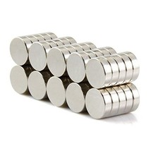Refrigerator Magnets 8X3Mm Stainless Steel Fridge Whiteboard Dry Erase B... - $11.65