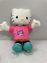 Blip Dancing/Music Car Window  Plush Hello Kitty Sanrio 2014 - $24.75