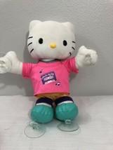 Blip Dancing/Music Car Window  Plush Hello Kitty Sanrio 2014 - $24.75