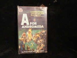 A For Andromeda Paperback Book Crest d773 Fred ... - $4.99