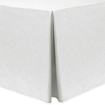 Ultimate Textile -2 Pack- Shantung - Majestic 4 ft. Fitted Tablecloth - ... - $76.10