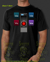 2001: A Space Odyssey Dave Hal Sci-Fi 1968 Movie New T-Shirt S-6XL - $19.95+