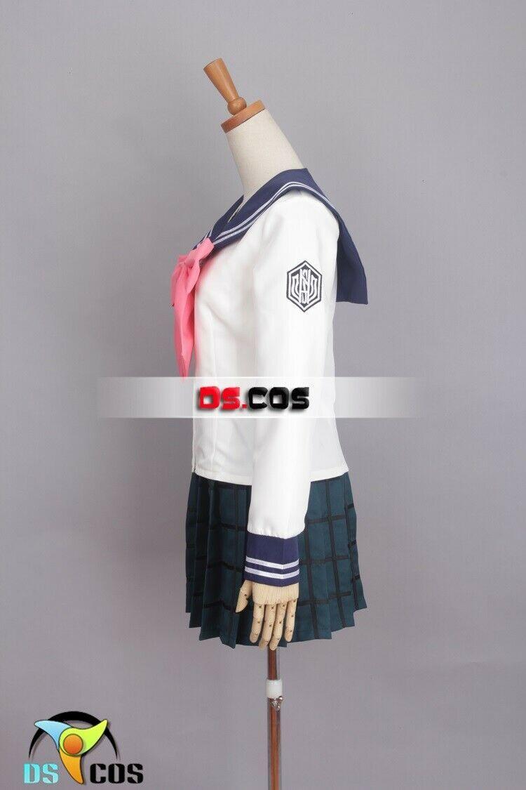 Danganronpa Maizono Sayaka Uniform Sailor Uniform Cosplay Costume Fancy Dress