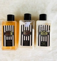 Juicy Couture Travel Siz Set Shampoo Conditioner Lotion 3.4 Ounce Each A... - $14.85