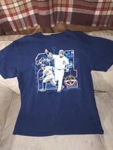 Detroit Tigers Miguel Cabrera Triple Crown Men T Shirt L MLB Genuine Mer... - $14.83