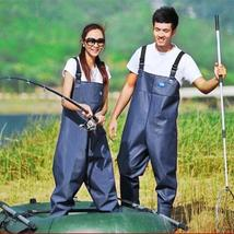 Outdoor Waterproof Fishing Trousers Wader Fishing waders Pants boots for... - $103.98