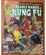 The Deadly Hands of Kung Fu #33 (Feb 1977, Marvel).  Shang-Chi. - $20.78