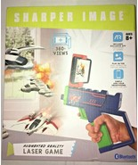 The Sharper Image Augmented Reality Laser Game - New in Damaged Package - $7.92