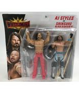 """AJ Styles & Shinsuke Nakamura - WWE Battle Packs """"WrestleMania 35"""" - $19.80"""